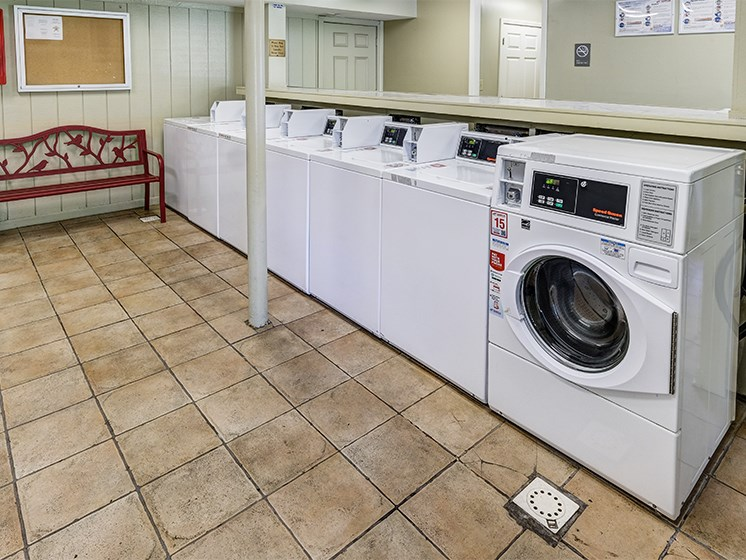 Laundry Center at Ashton Pointe
