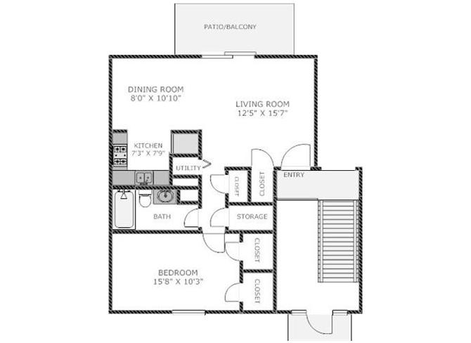 Floor plans of cambridge square grand rapids apartments in grand rapids mi for 3 bedroom apartments in grand rapids mi