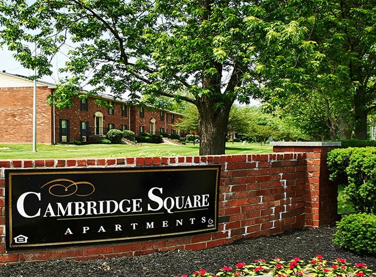 Welcome to Cambridge Square North!