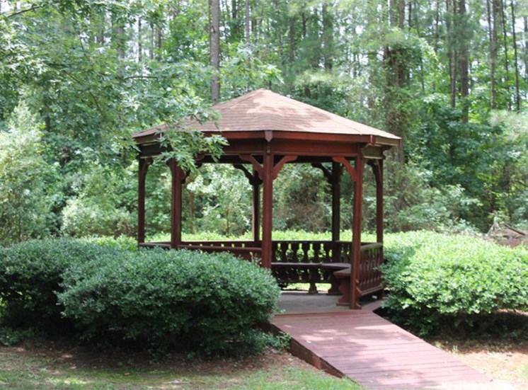 Gazebo at Carriage House Columbia