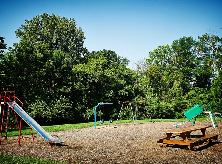 Play Park at Carriage House Richmond