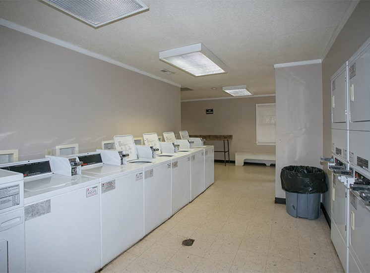 Laundry Center at Carriage House Virginia Beach