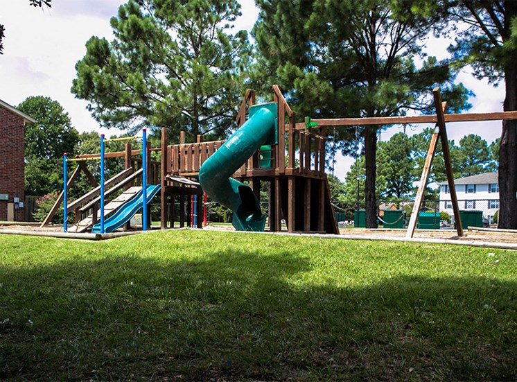 Playground at Carriage House Virginia Beach