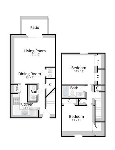 The Kincaid Floor Plan 3