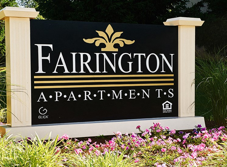 Welcome to Fairington of Lexington!