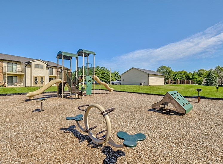 Playground at Thompson Village Apartments