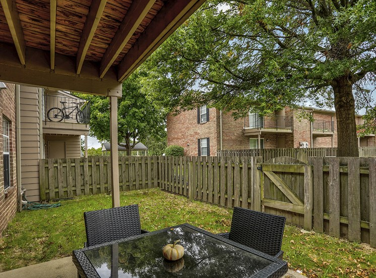Mishawaka Apartments with Patios or Balconies