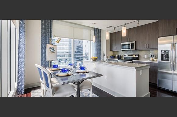 Post Alexander Apartments, 600 Phipps Boulevard, Atlanta ...