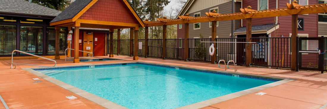 Year Round Outdoor Pool and Spa