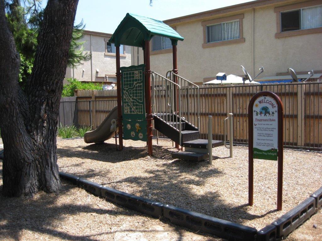 Community Playground at Scripps Poway Villas, Poway, CA, 92064
