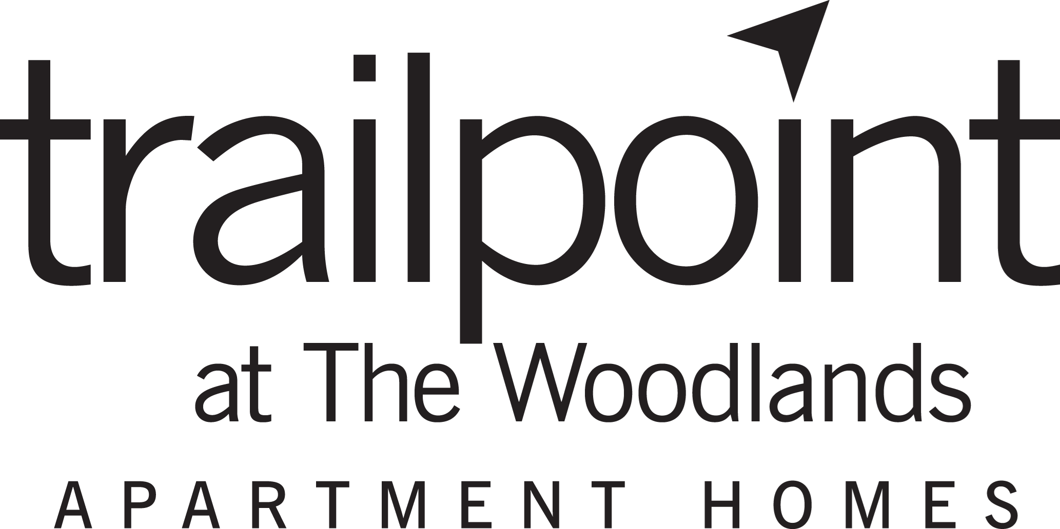 Trailpoint at The Woodlands Apartment Homes Logo