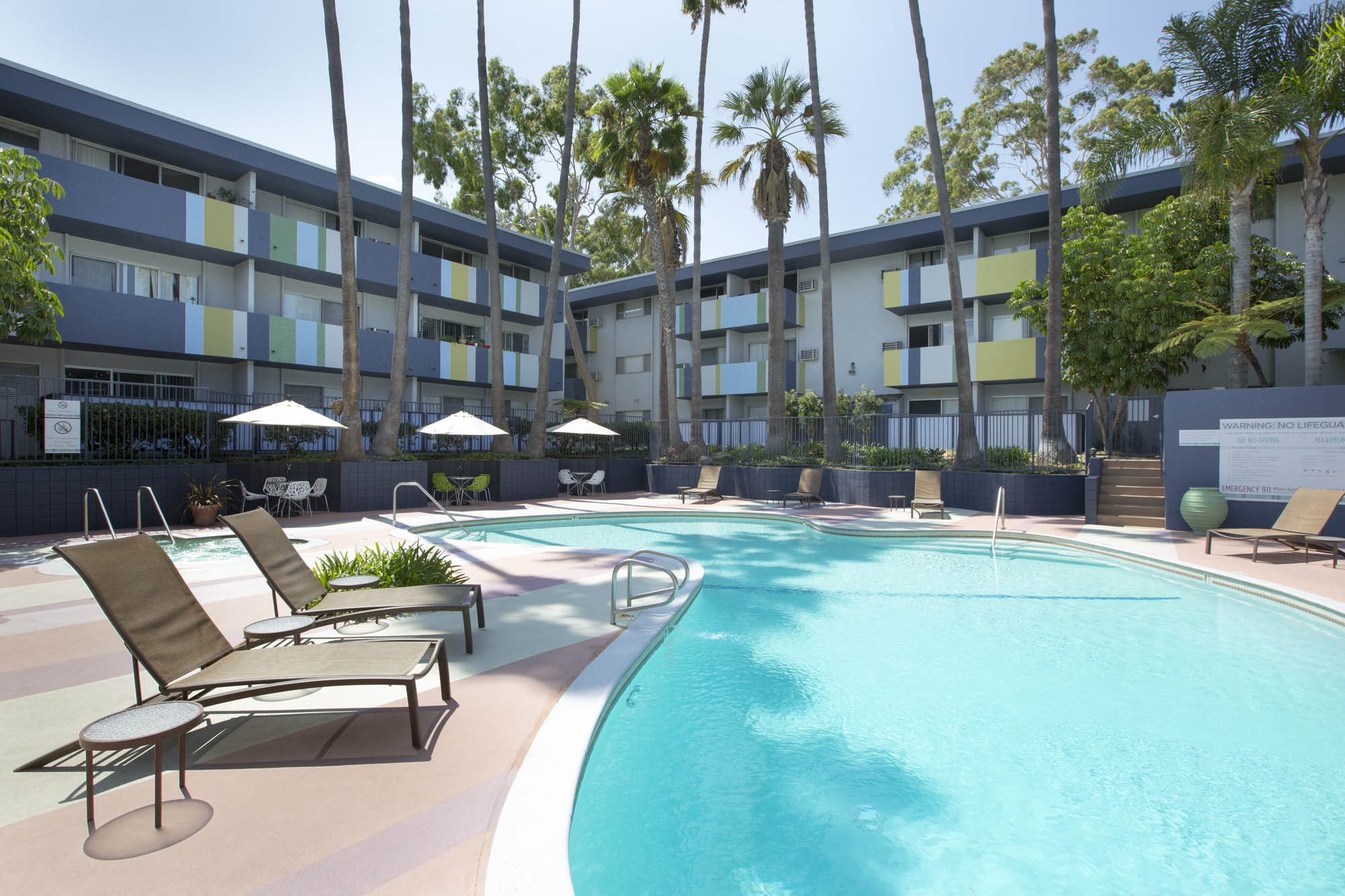 Milano Apartments in Torrance, South Bay, Orange County, CA