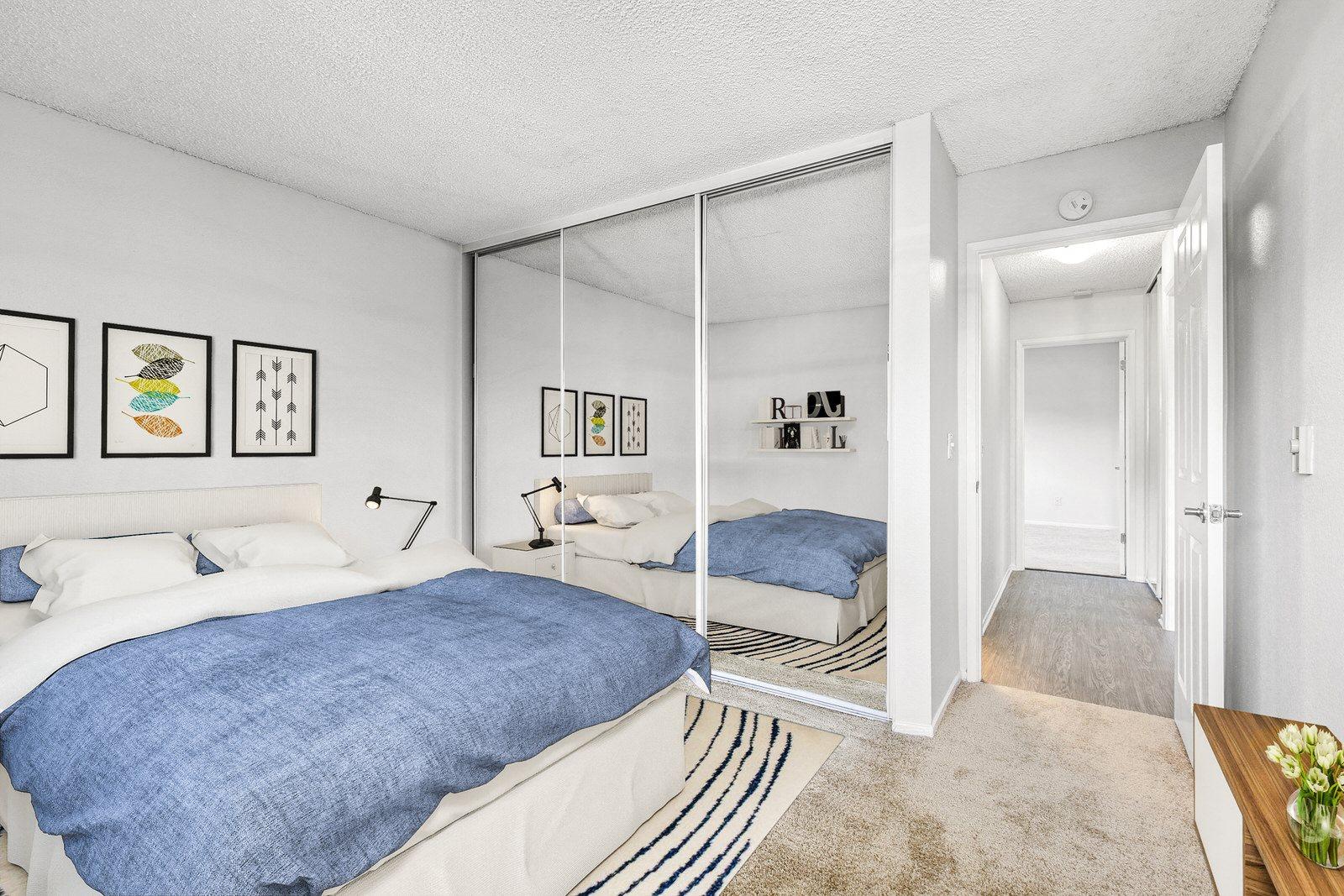 Bedroom Interior Photo at Milano Apartments 20900 Anza Ave Torrance, CA 90503