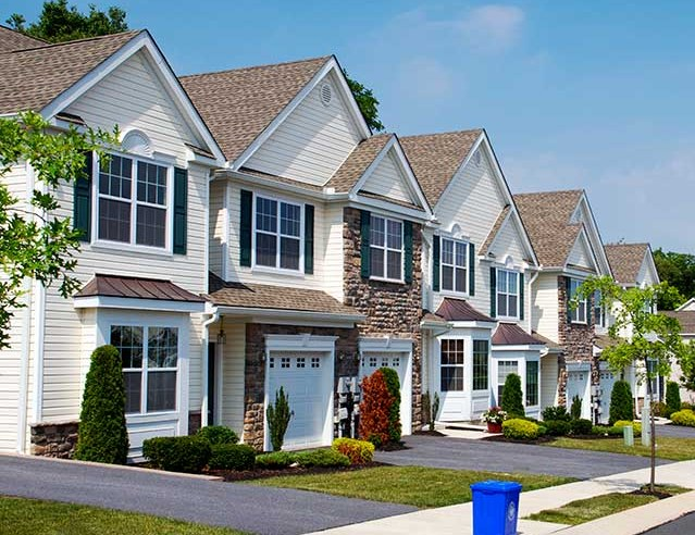 active adult townhomes for sale md