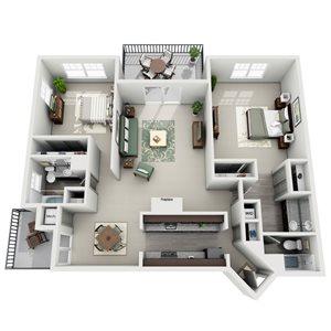Meridian Pointe Apartments Mcandrews Rd W Burnsville Mn