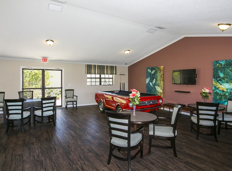 Richey Woods Senior Living Apartments for rent in New Port Richey, FL. Make this community your new home or visit other Concord Rents communities at ConcordRents.com. Billiards