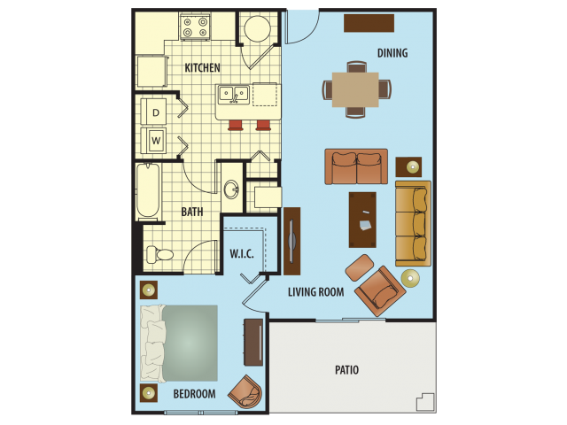 Gem Floor Plan 1
