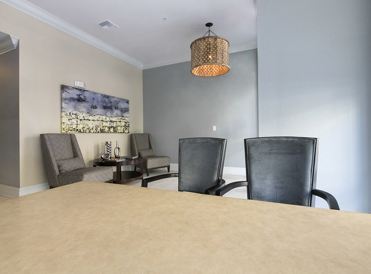 Urban Landings Apartments for rent in St. Petersburg, FL. Make this community your new home or visit other ConcordRENTS communities at ConcordRENTS.com. Lounge area