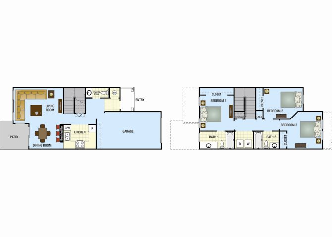 Willow Floor Plan 3