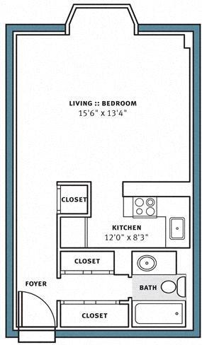 Park View Apartments 10 Allegheny Center Pittsburgh Pa Rentcafé