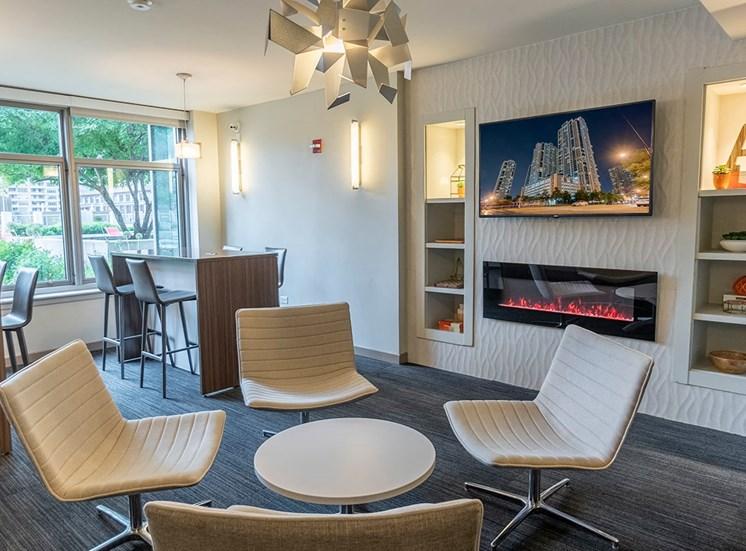 Alta resident lounge