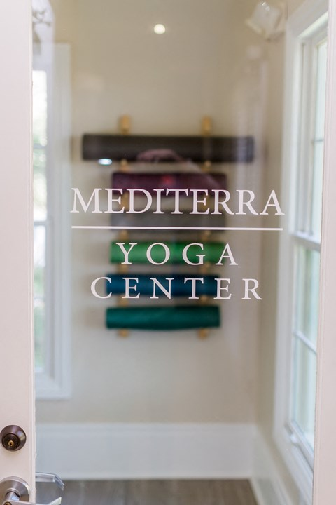 Mediterra Apartment Homes Lifestyle - Yoga Center