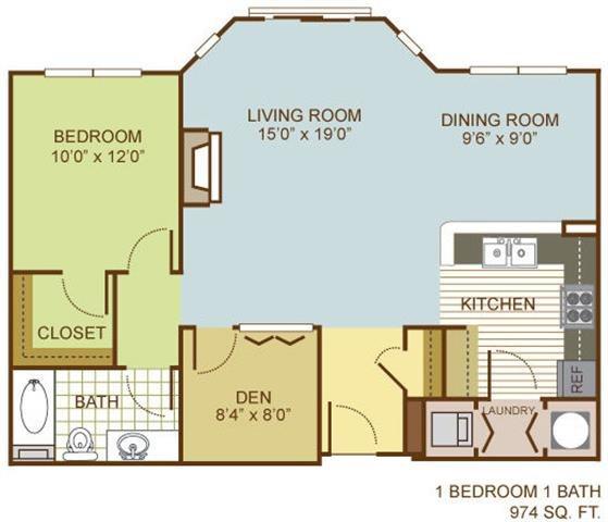 The Heron Floor Plan 2
