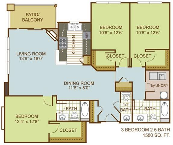 The Pintail Floor Plan 7