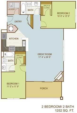 The Widgeon Floor Plan 10
