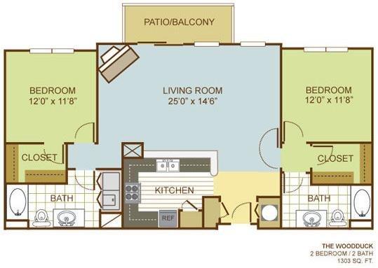 The Woodduck Floor Plan 11