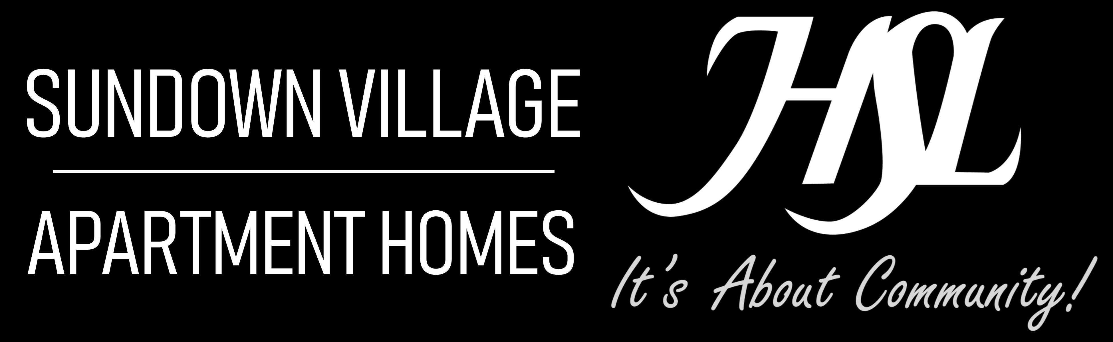 Sundown Village Logo