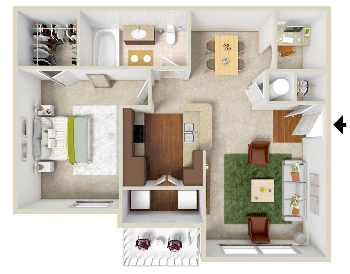The Tradd Floor Plan 2