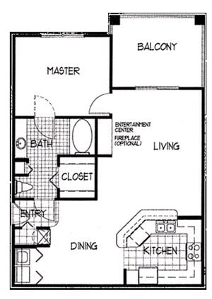 1 Bedroom Apartments in Tallahassee, FL