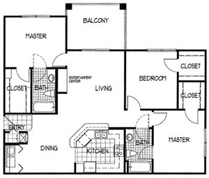 3 Bedroom Apartments in Tallahassee, FL