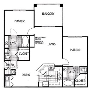 2 Bedroom Apartments in Tallahassee, FL