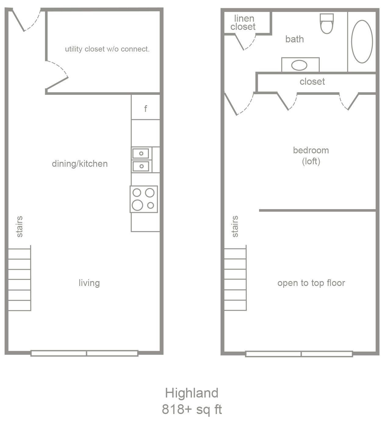 Highland Floor Plan 3