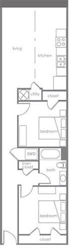 2 Bedroom Apartments in Charlotte