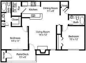 Preston Ridge Apartments Alpharetta Ga