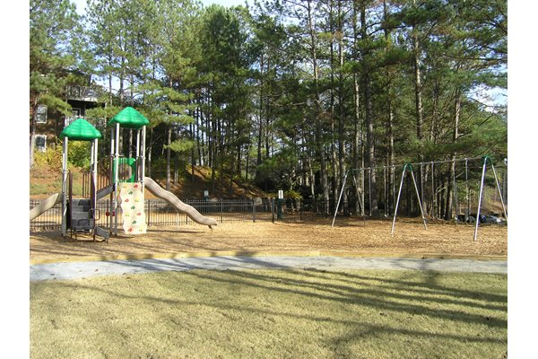 The Pointe at Preston Ridge New Playground and Swing Set