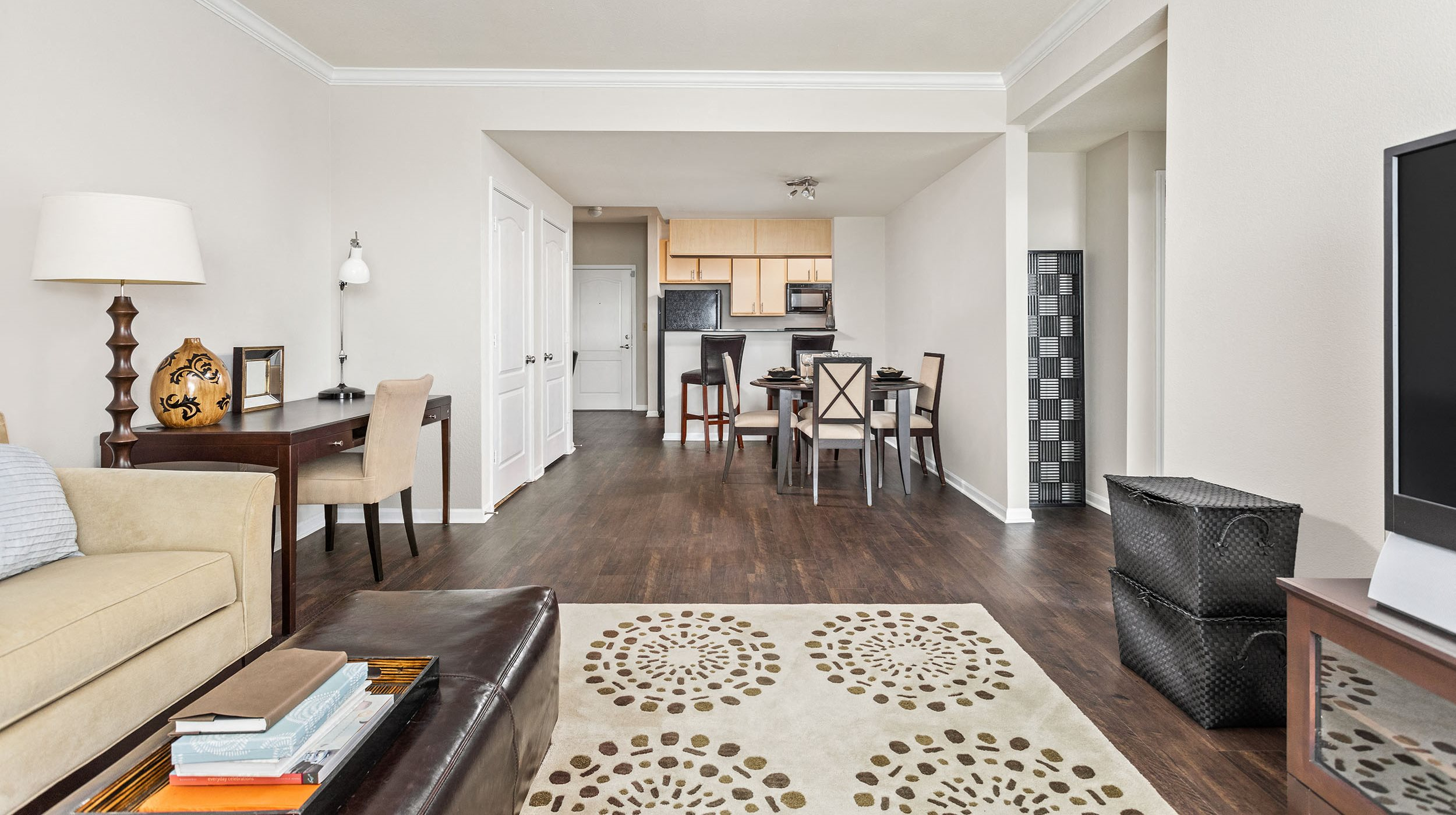 Open Floor Plan - Kings Landing Apartment Homes