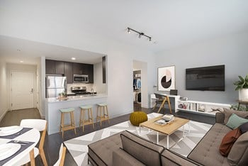 45 East Newton Street Studio-2 Beds Apartment for Rent Photo Gallery 1