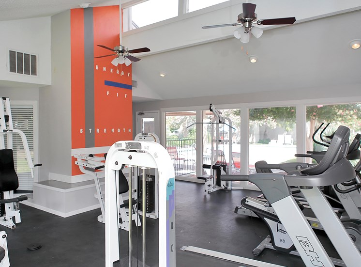 fitness center 7 | Avesta Agave Falls Walnut Creek Apartments in Austin, TX