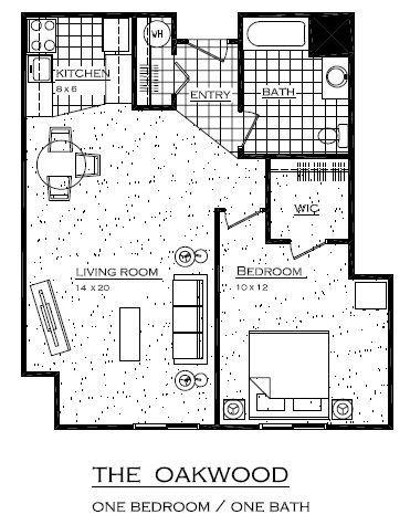 The Oakwood Floor Plan 2