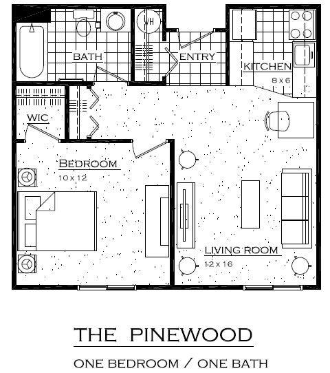 The Pinewood Floor Plan 3