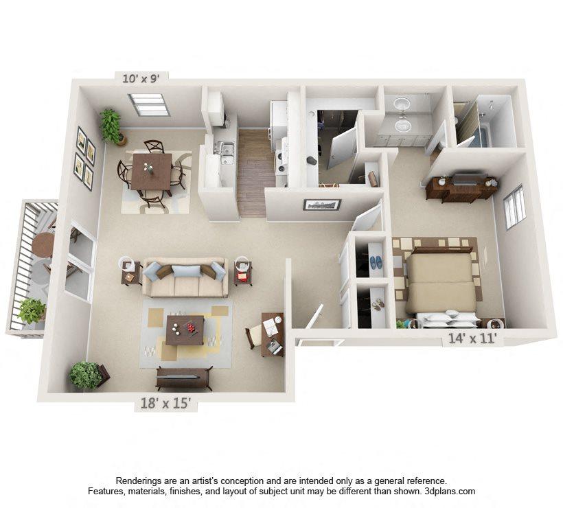 Sienna Floor Plan 1