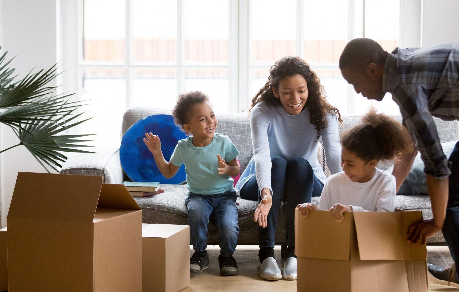Family friendly housing in Woonsocket RI