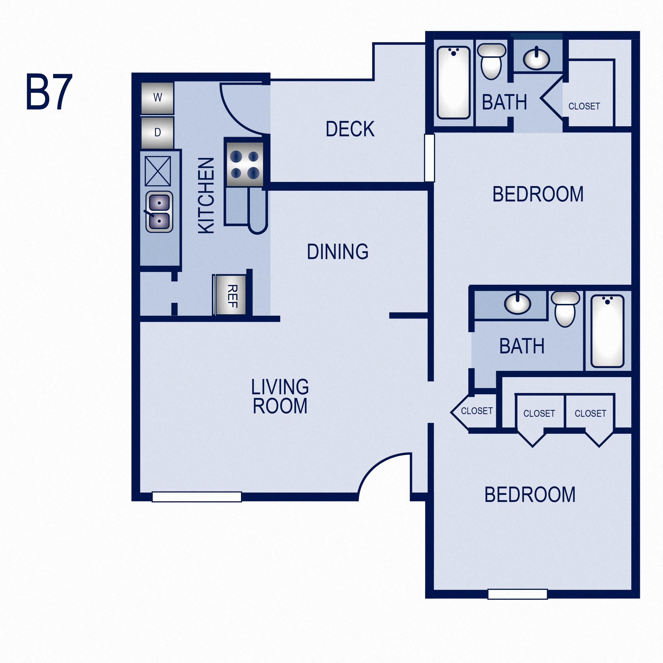 B7 Floor Plan 13