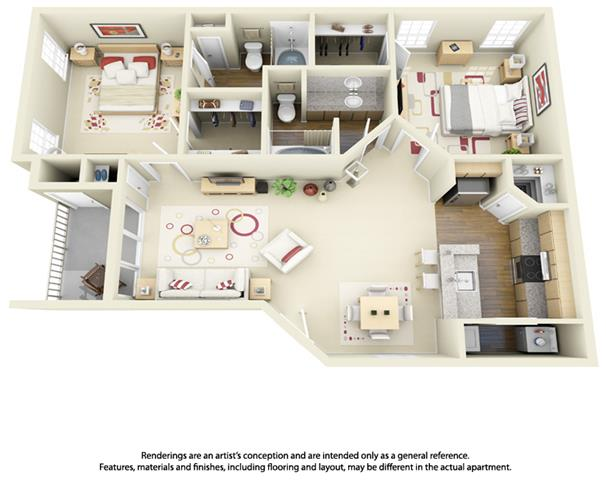 2 bedroom apartments in dallas tx. 771 2 bedroom in players court
