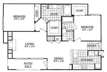B3 Floor Plan 10