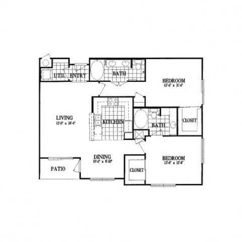 B6 Floor Plan 14